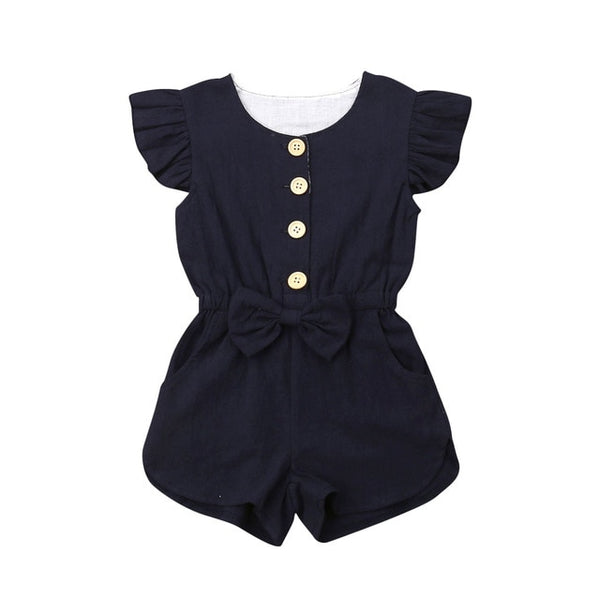 Playtime Sleeveless Jumpsuit