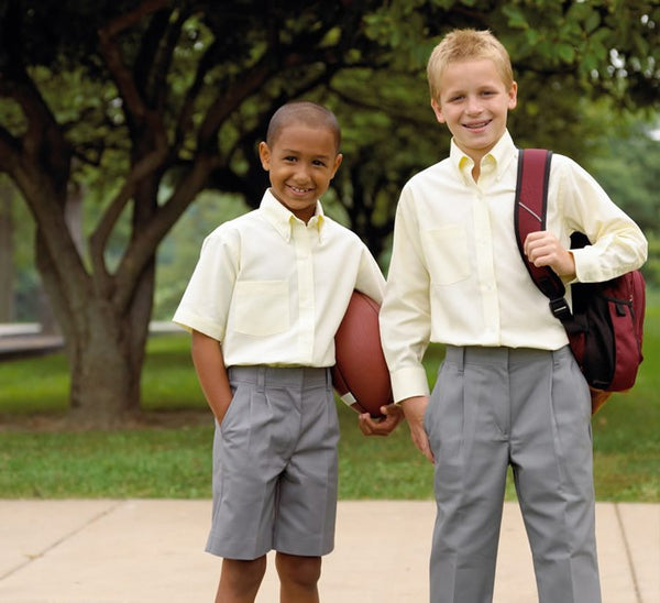 Unlogoed Boys Uniforms