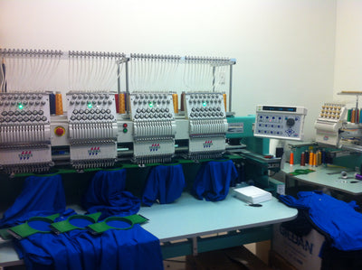 In-house Embroidery & Alterations