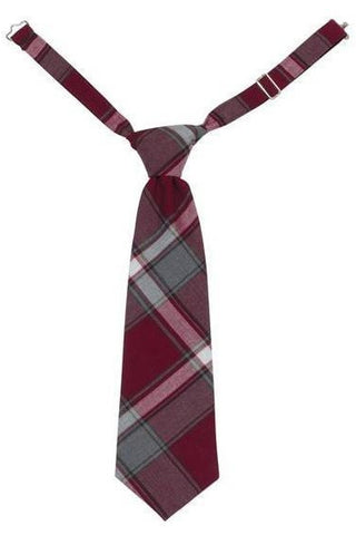 Plaid 54 Ready-Made Tie - RC Uniforms