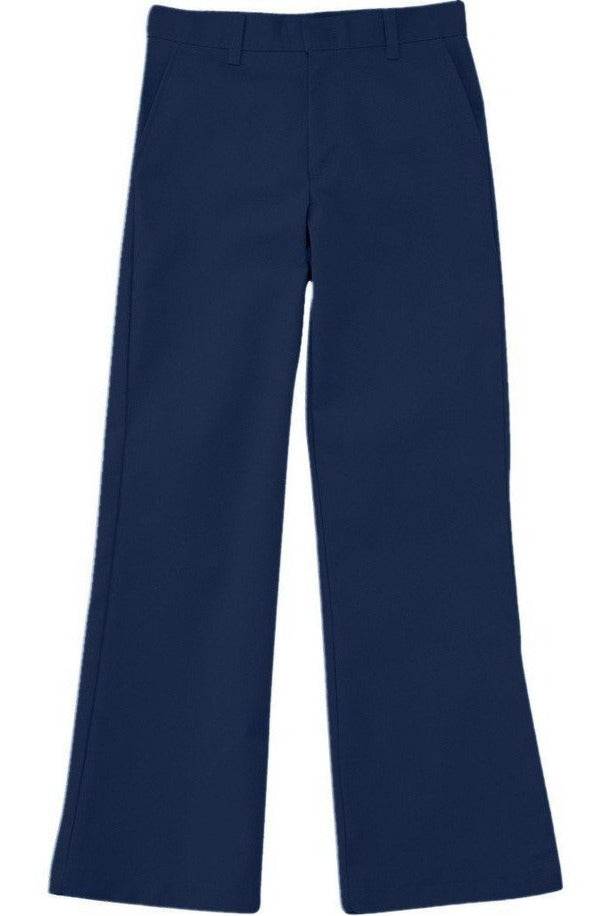 Girls Navy Stretch Pants - RC Uniforms