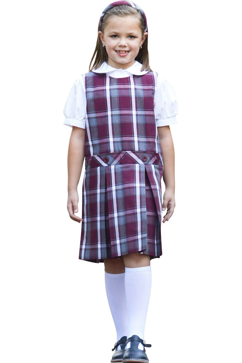 Plaid 54 Jumper - RC Uniforms