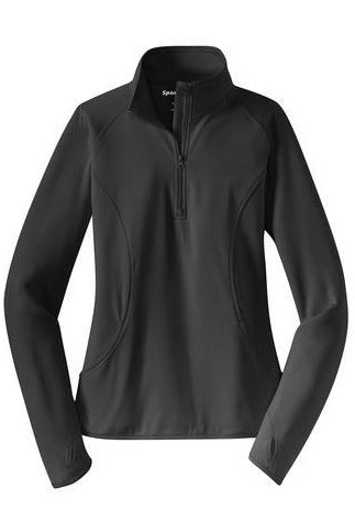 Ladies Half-Zip Pullover - RC Uniforms