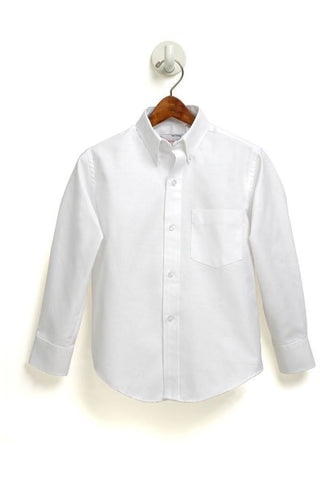 Long Sleeve Oxford Shirt - RC Uniforms