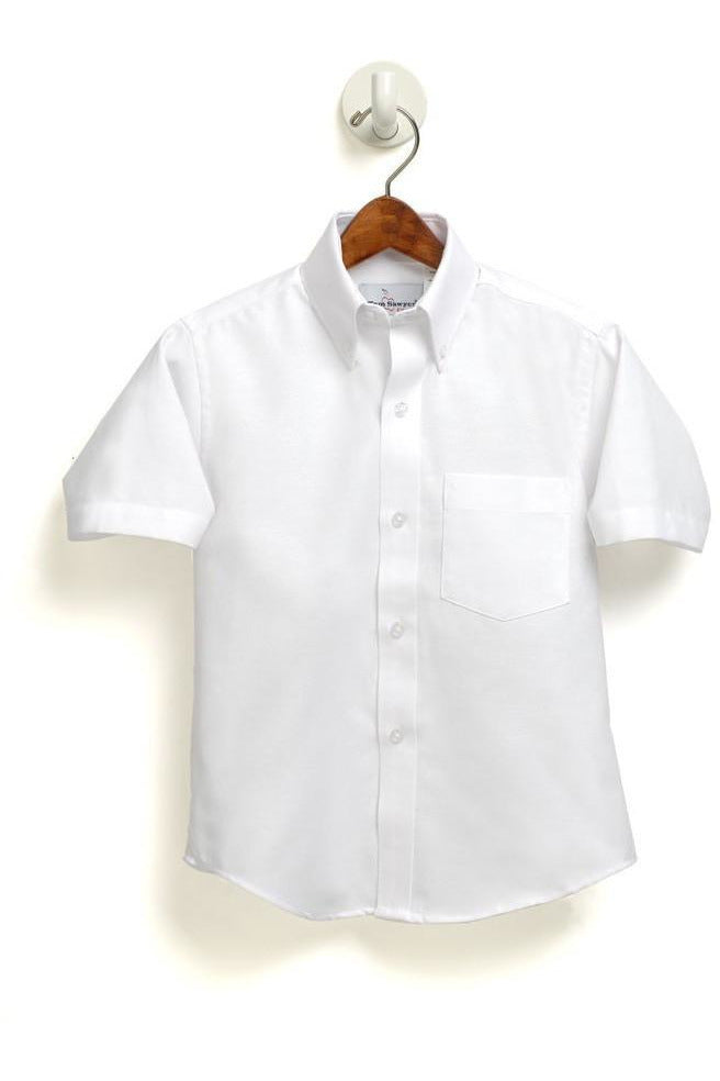 Short Sleeve Oxford Shirt - RC Uniforms