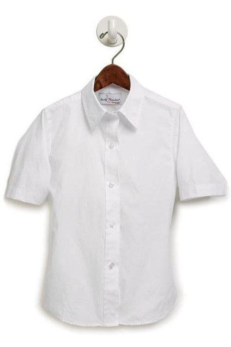 Girls Fitted Oxford Shirt - RC Uniforms