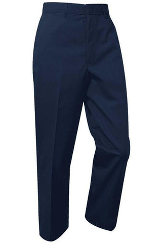 Mens Premium Label Navy Relaxed Fit Pants - RC Uniforms