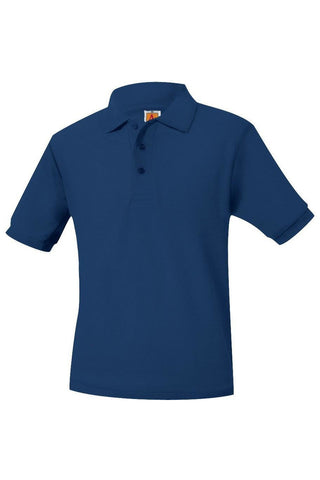 6th-8th Grade Polo Shirt - RC Uniforms