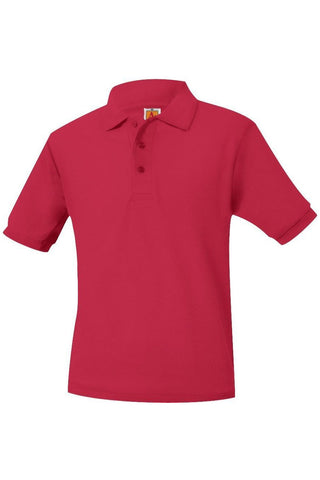 K-5th Grade Polo Shirt - RC Uniforms