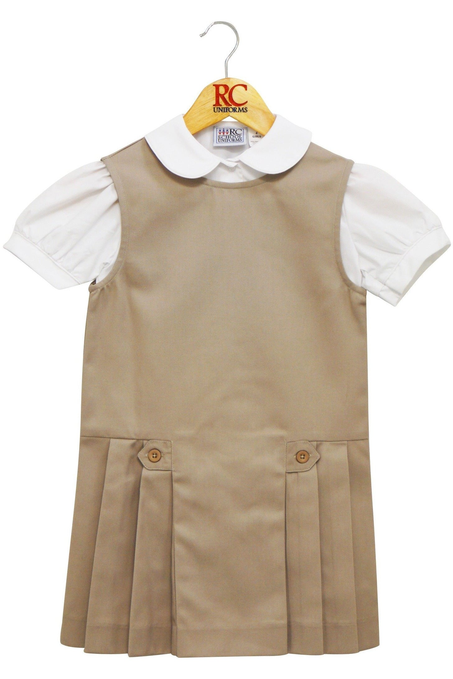 K-12 Gear Khaki Jumper - RC Uniforms