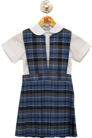 Plaid 59 V-Cut Jumper - RC Uniforms