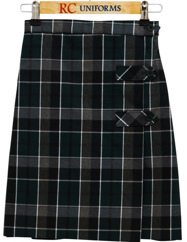 Plaid 75 Tab Culotte - RC Uniforms