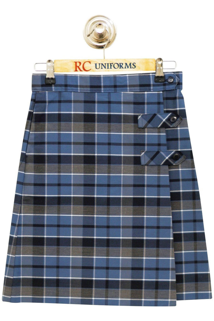 Plaid 59 Tab Culotte - RC Uniforms