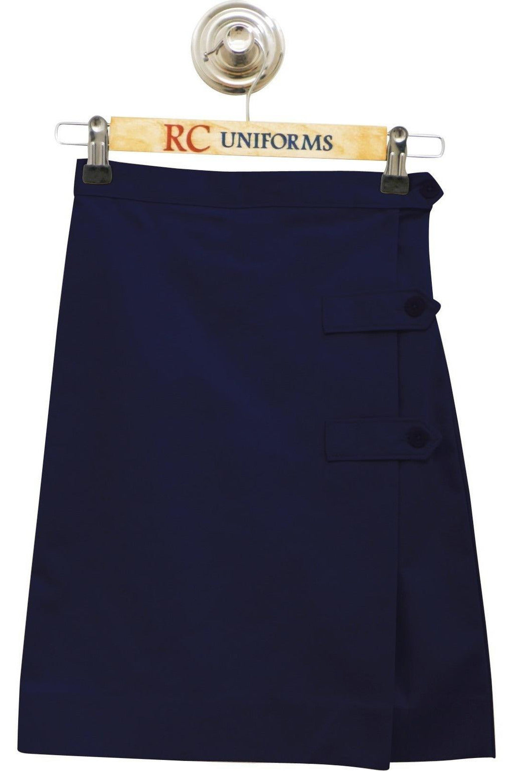 Navy Tab Culotte - RC Uniforms