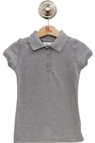Cap Sleeve Polo Shirt - RC Uniforms