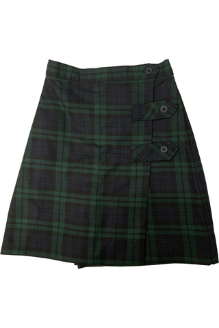 Plaid 189 Tab Culotte - RC Uniforms