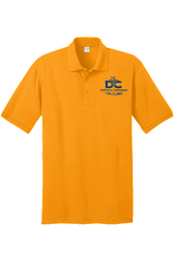 Jersey Knit Polo Shirt - RC Uniforms