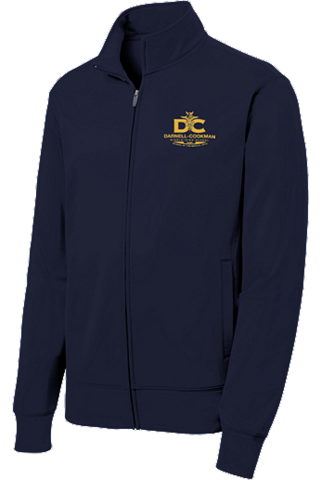 Fleece Sport-Wick Jacket - RC Uniforms