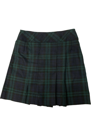 Plaid 189 Mock Wrap Skirt - RC Uniforms