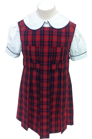 Plaid 65 Jumper - RC Uniforms