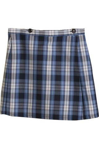 Plaid 76 Flap Skort - RC Uniforms