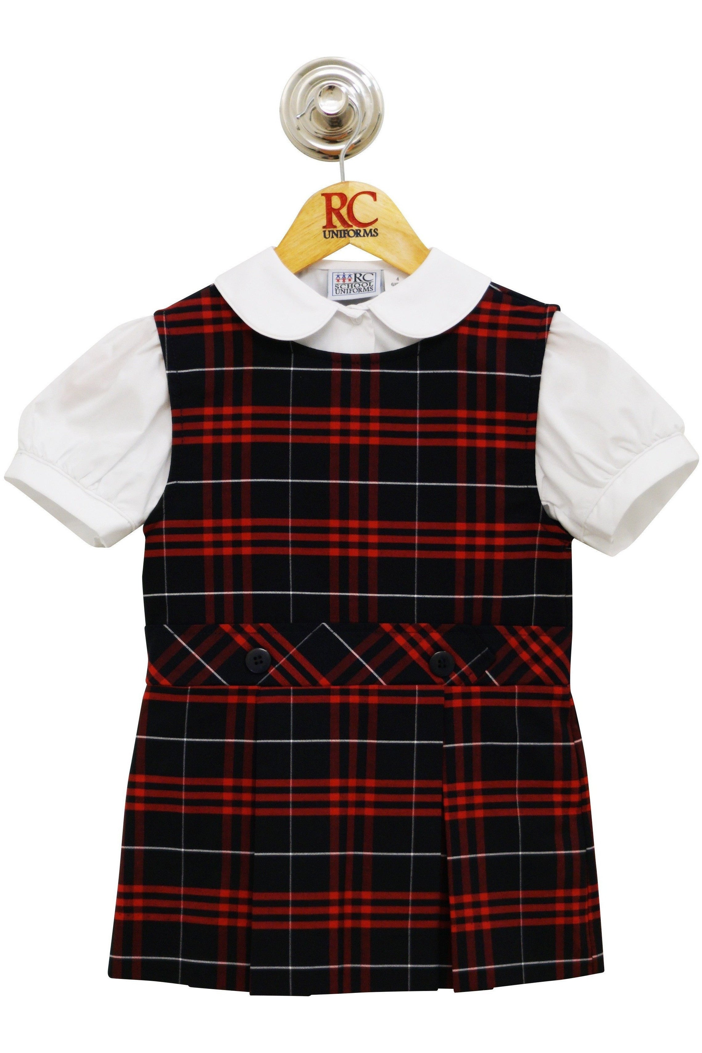 Plaid 37 Jumper - RC Uniforms