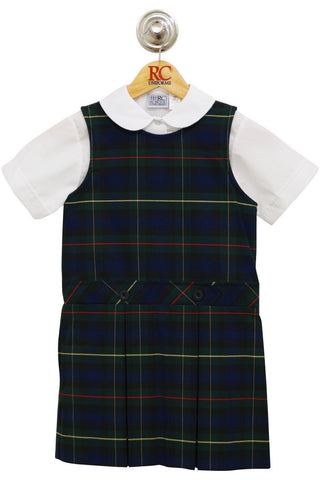 Plaid 55 Jumper - RC Uniforms