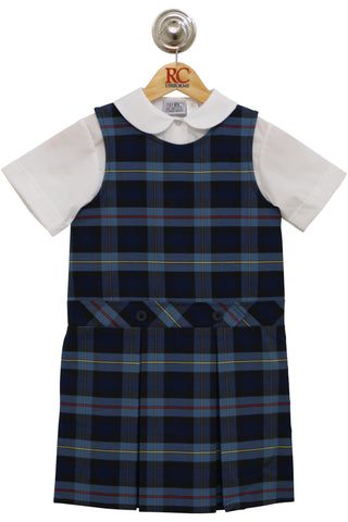 Plaid 41 Jumper - RC Uniforms