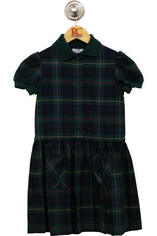 Plaid 832 Alice Dress - RC Uniforms