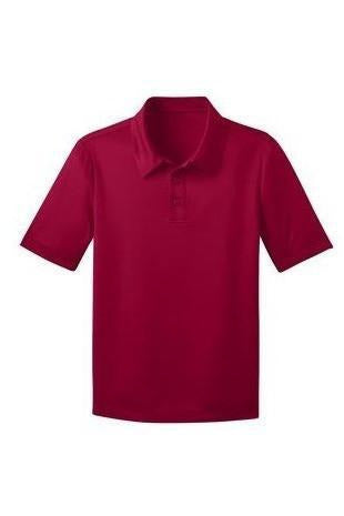 Moisture-Wick Polo Shirt - RC Uniforms