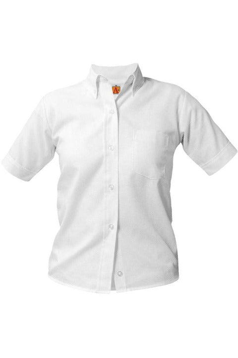 Ladies Fitted Oxford Shirt - RC Uniforms