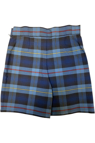 Plaid 41 Tab Skort - RC Uniforms