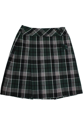 Plaid 75 Drop-Waist Skirt - RC Uniforms