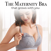 MyPeachy's Lace Expanding Maternity Bra