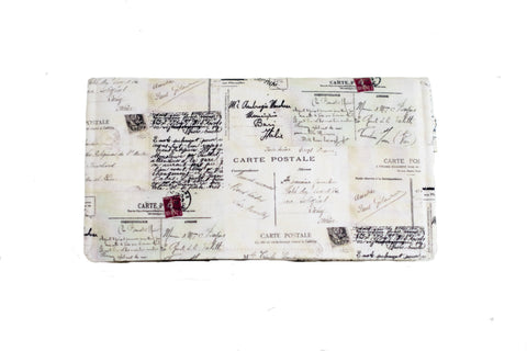 Carte Postale Clutch Wallet
