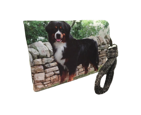 Custom Pooch Clutch