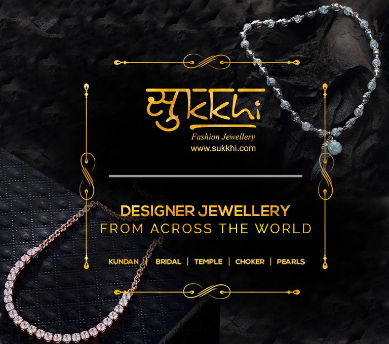 Sukkhi Fashion Jewellery- Indian Ethnic and Fashion Jewellery Online
