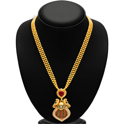 Sukkhi Incredible Gold Plated Necklace Set For Women-2