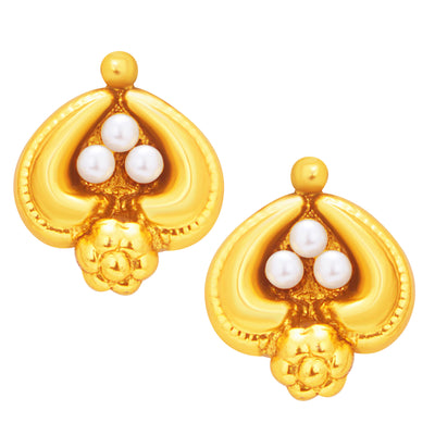 Sukkhi Delightly Gold Plated Necklace Set For Women-4