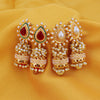 Sukkhi Gorgeous Jhumki Gold Plated Set of 2 Pair Earring Combo For Women
