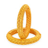Sukkhi Ritzy Gold Plated Bangle For Women