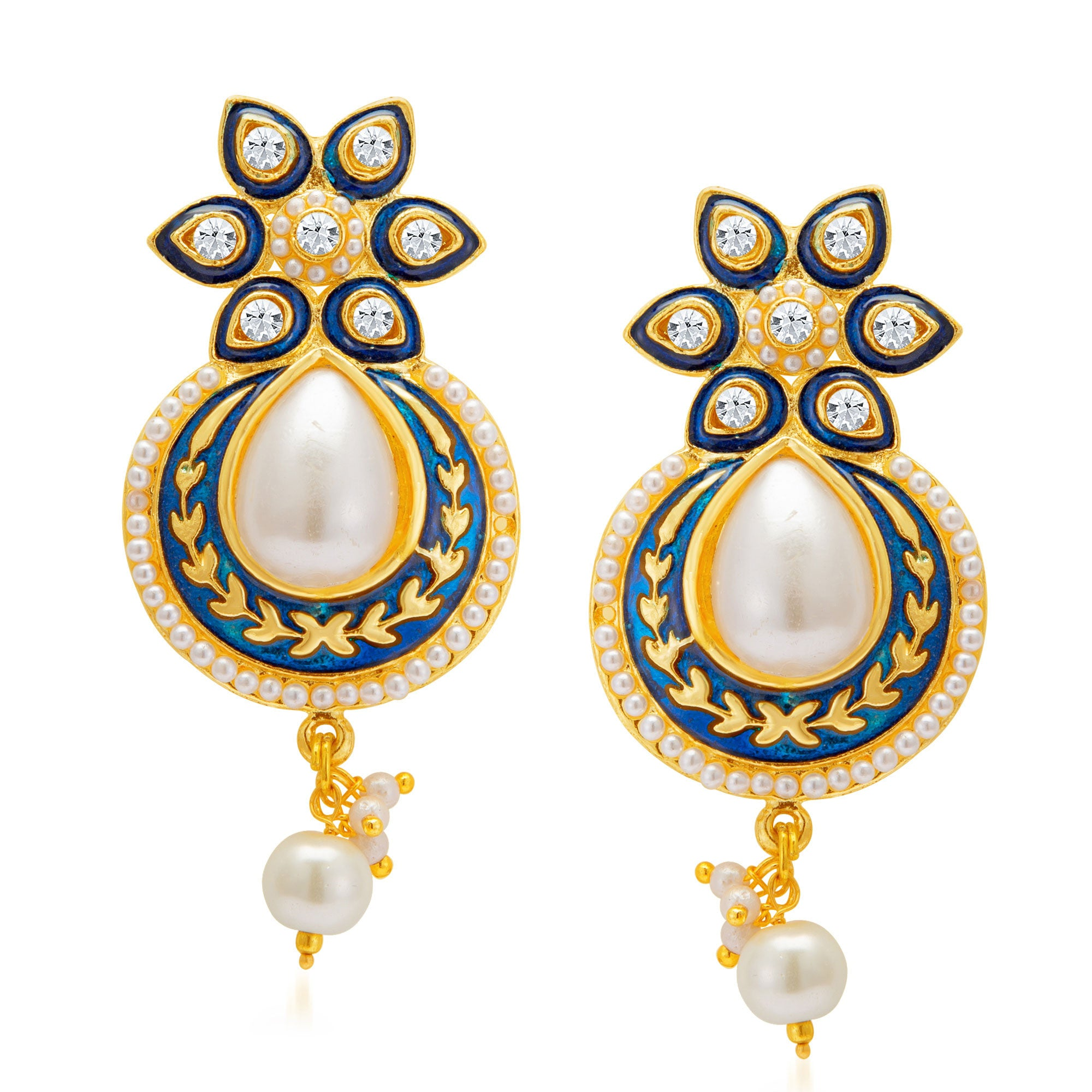 63543ccc93 Sukkhi Exquisite Gold Plated Earring for Women - Sukkhi.com