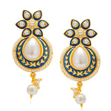 Sukkhi Exquisite Gold Plated Earring for Women