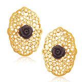 Sukkhi Enchanting Gold Plated Earrings For Women