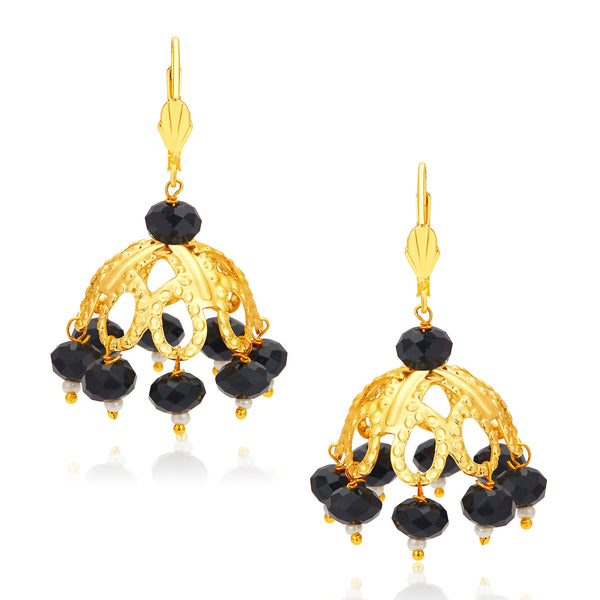 Sukkhi Luxurious Gold Plated Earrings For Women
