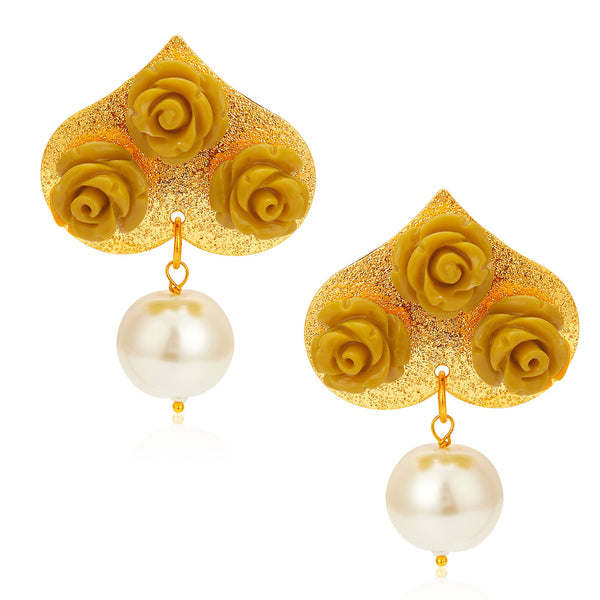 Sukkhi Astonish Gold Plated Earring For Women