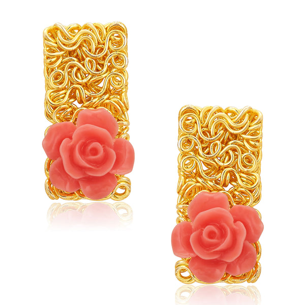 Sukkhi Graceful Gold Plated Earring For Women