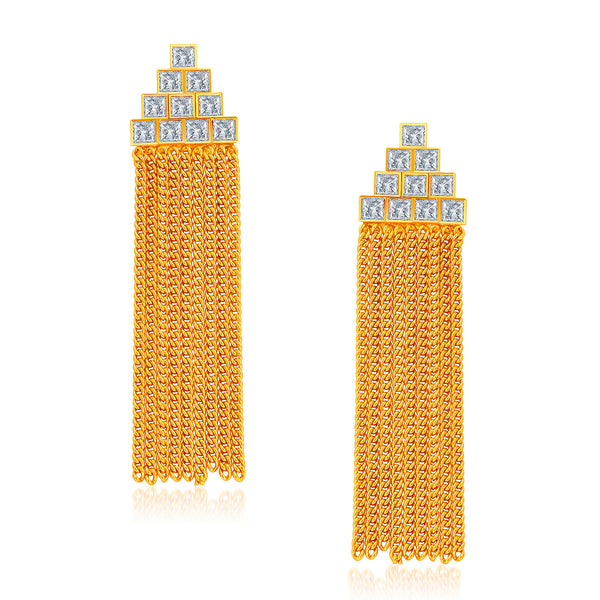 Sukkhi Exquitely Gold Plated Earring For Women