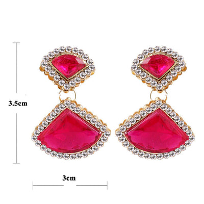 Sukkhi Ritzy Gold Plated AD Earring For Women-1