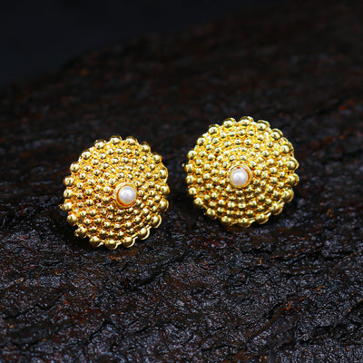 Sukkhi Dazzling Gold Plated Earring For Women